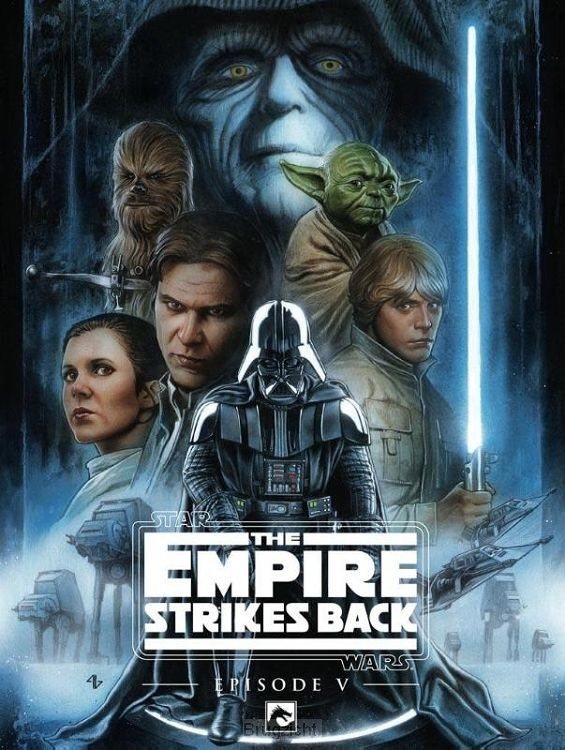 The empire strikes back / 5