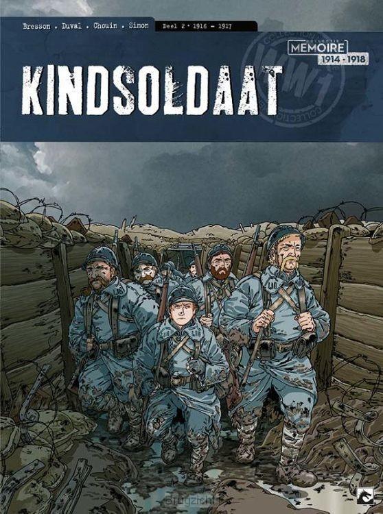 Kindsoldaat 1914-1918 / 2