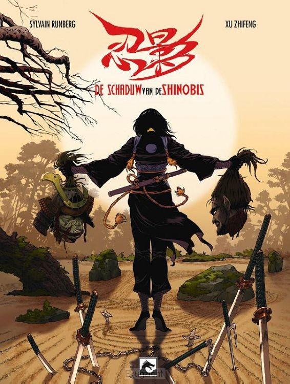 Het schaduwspel der Shinobis