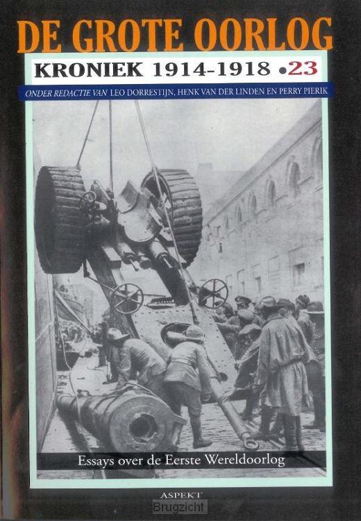 De Grote Oorlog, kroniek 1914-1918 / 23