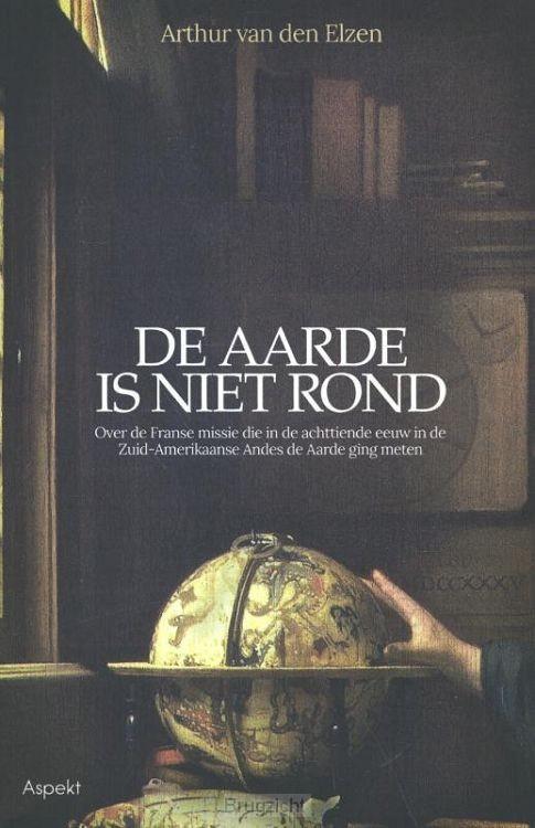 De aarde is niet rond