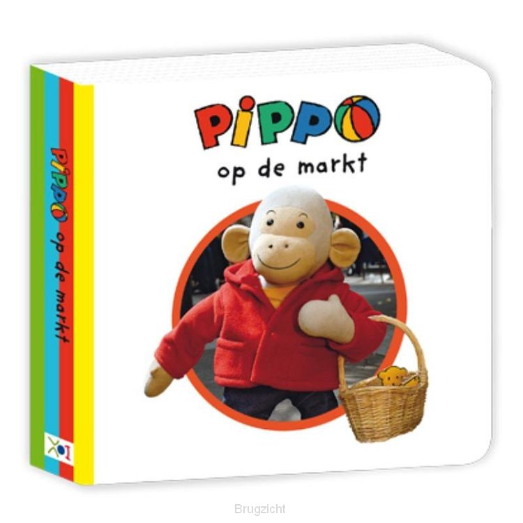 Pippo op de markt