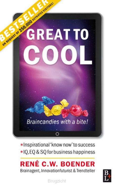 Great to Cool (Eng.versie)