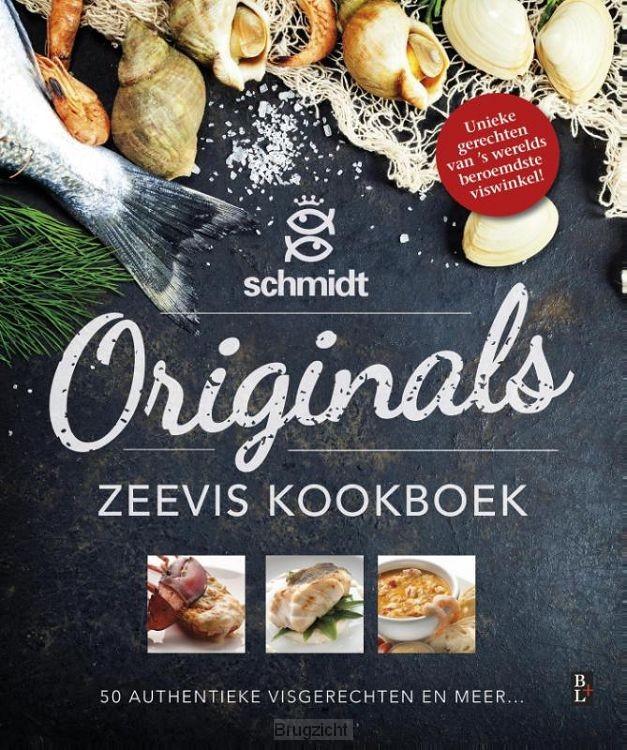 Schmidt originals zeevis kookboek