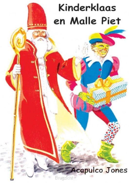 Kinderklaas en Malle Piet