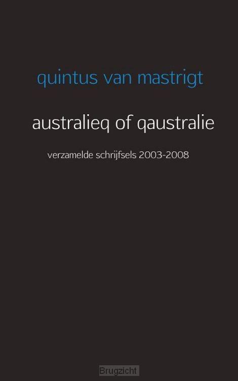 Australieq of qaustralie