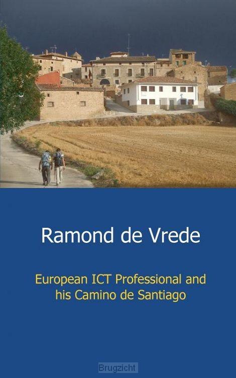 European ict professional and his Camino de Santiago