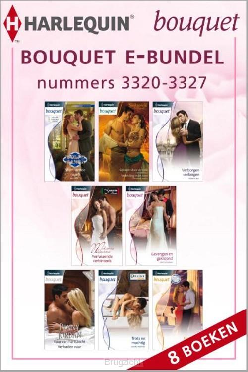 Bouquet e-bundel nummers 3320 - 3327