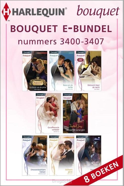 Bouquet e-bundel nummers 3400 - 3407 (8-in-1)