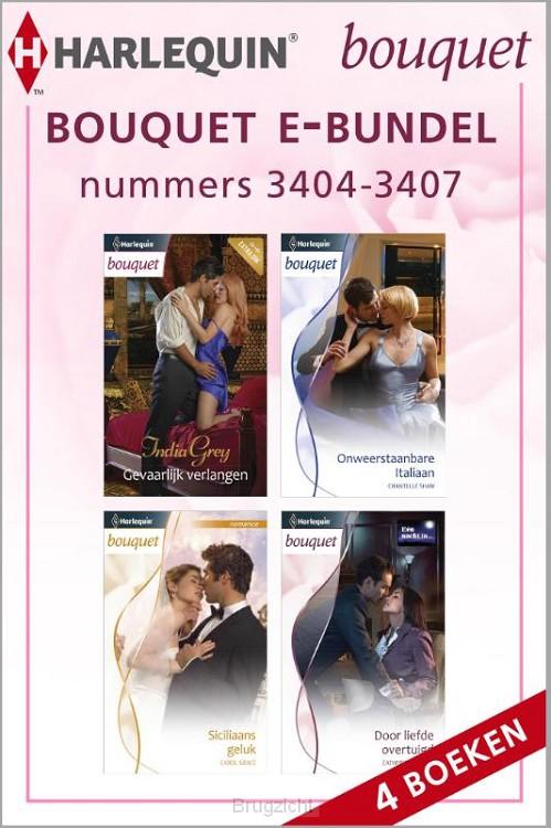 Bouquet e-bundel nummers 3403 - 3407 (4-in-1)