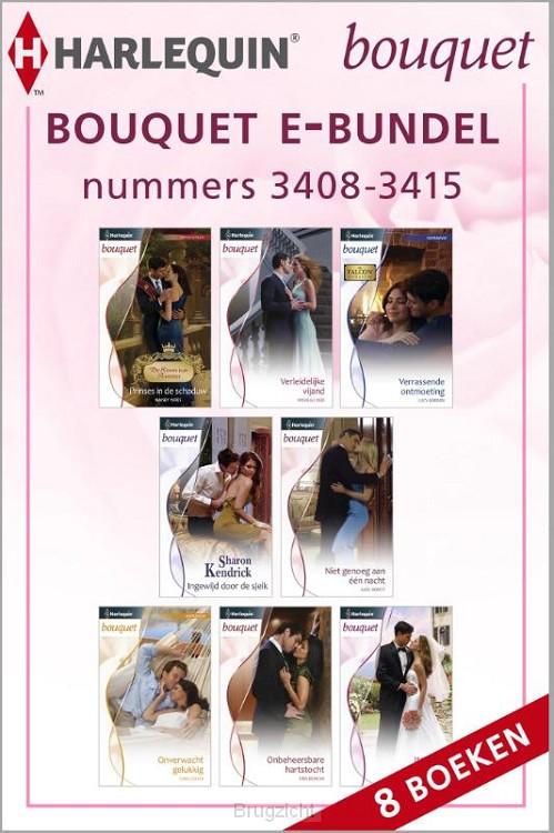 Bouquet e-bundel nummers 3408-3415 (8-in-1)