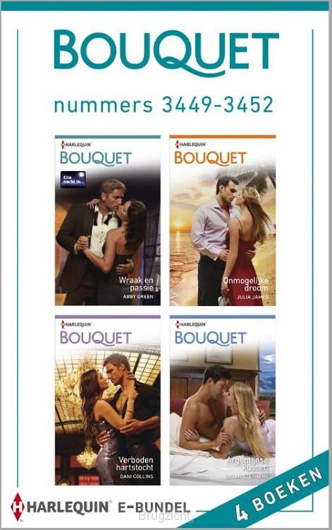 Bouquet e-bundel nummers 3449-3452 (4-in-1)