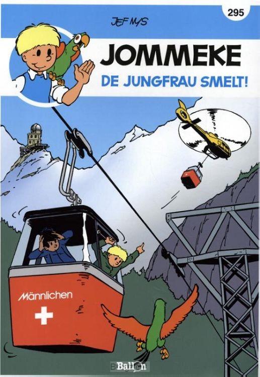 De Jungfrau smelt !