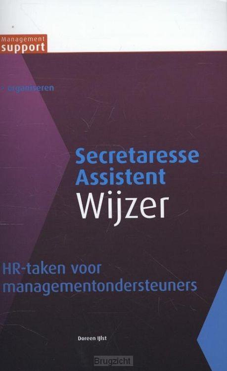 HR-taken voor managementondersteuners