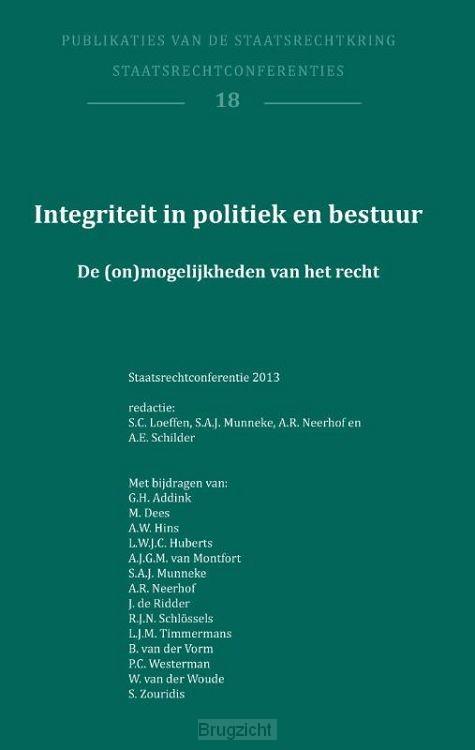 Integriteit in politiek en bestuur