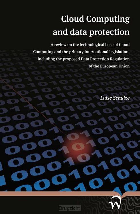 Cloud Computing and data protection