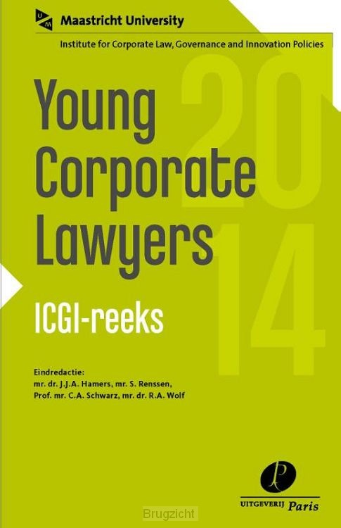 Young corporate lawyers / 2014