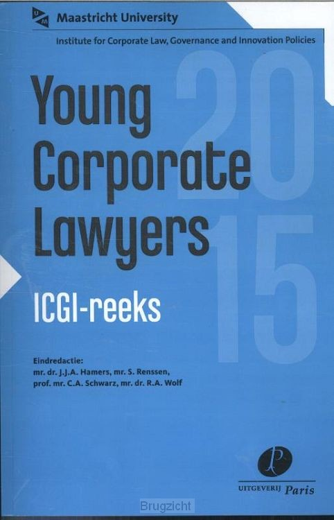 Young corporate lawyers / 2015