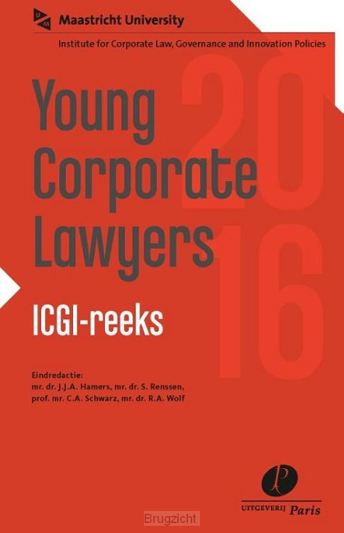 Young corporate lawyers / 2016
