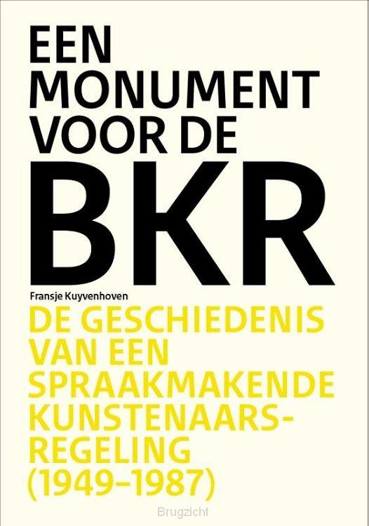 Monument voor de BKR