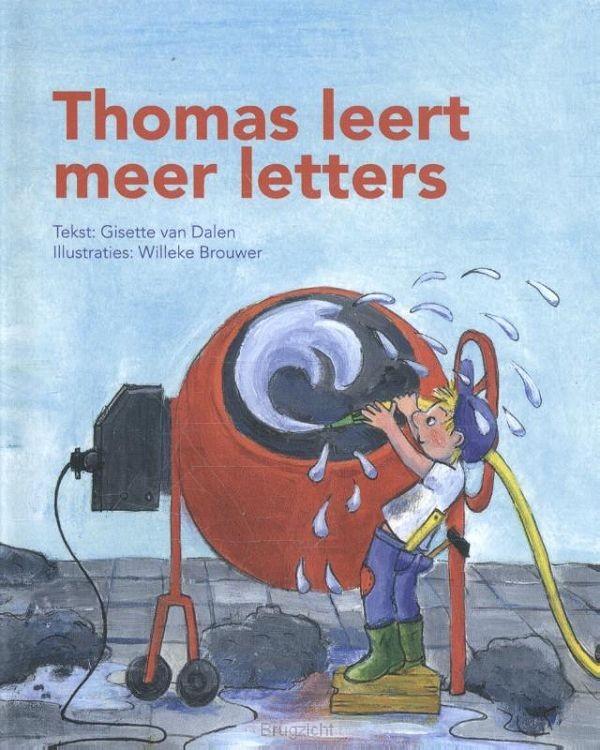5 / Thomas leert meer letters / Thomas