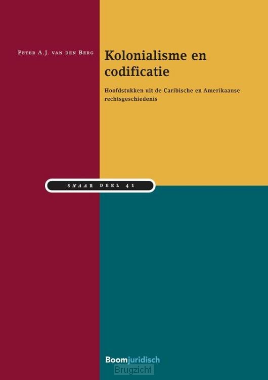 Kolonialisme en codificatie