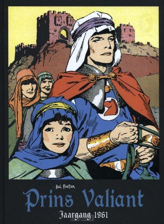 Prins Valiant / jaargang 1961