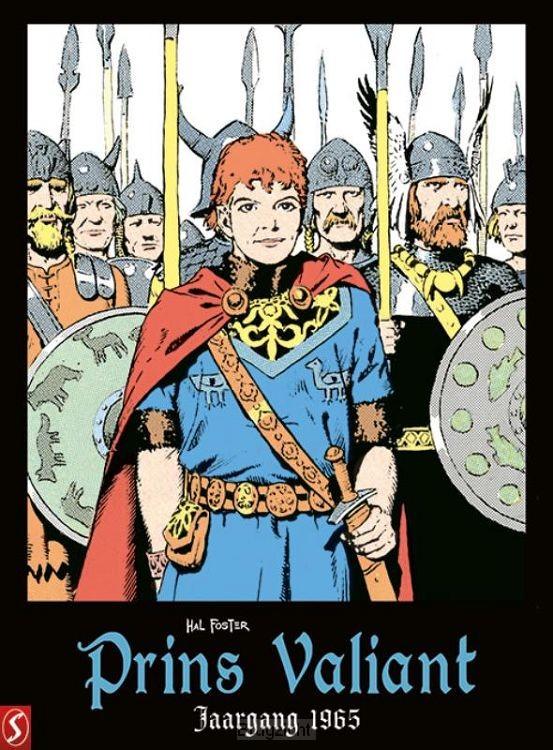 Prins Valiant / Jaargang 1965