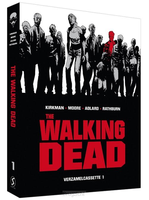 The Walking Dead / Cassette 1 Deel 1 t/m 4