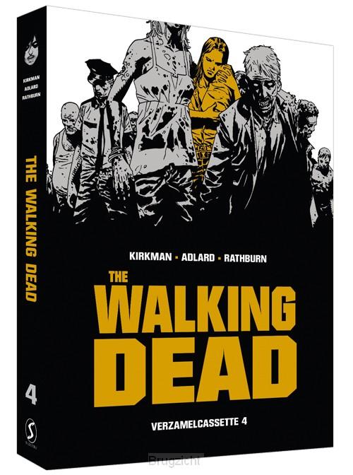 The Walking Dead SC cassette 4