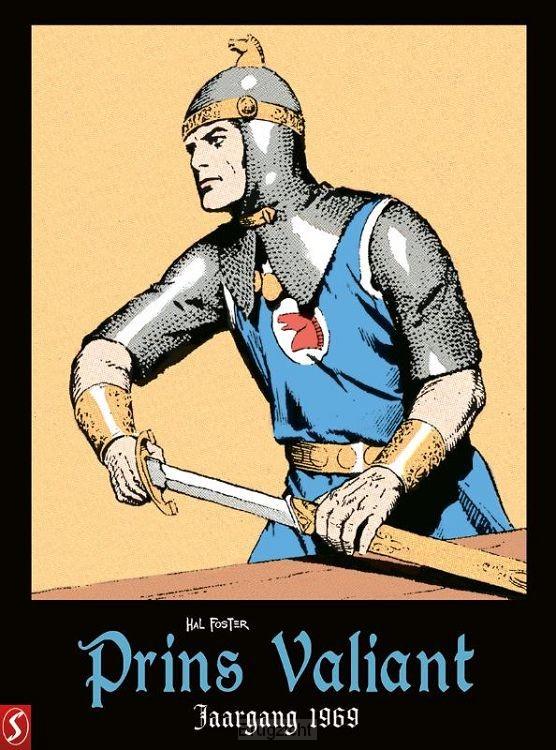 Prins Valiant / Jaargang 1969