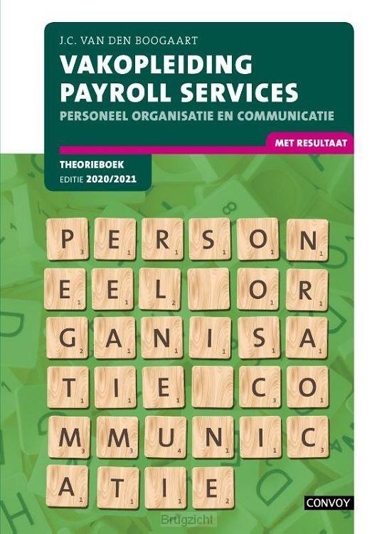 2020-2021 / VPakopleiding Payrol Services / Theorieboek