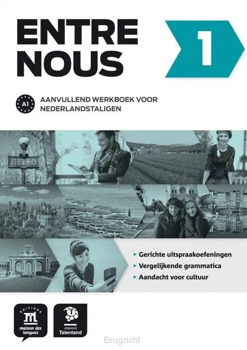 Aanvullend werkboek voor Nederlandstaligen