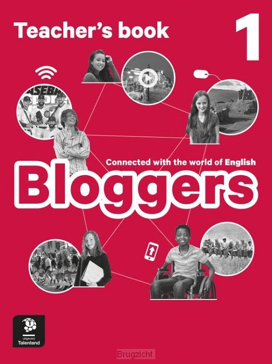 1 / Bloggers / Teacher's book
