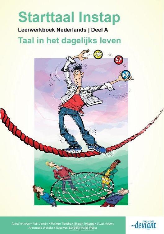 A / Starttaal Instap / Leerwerkboek