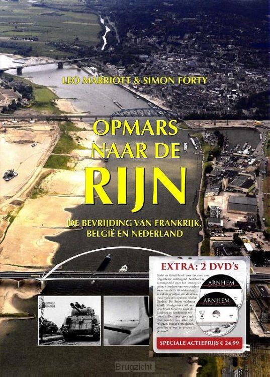 Opmars naar de Rijn