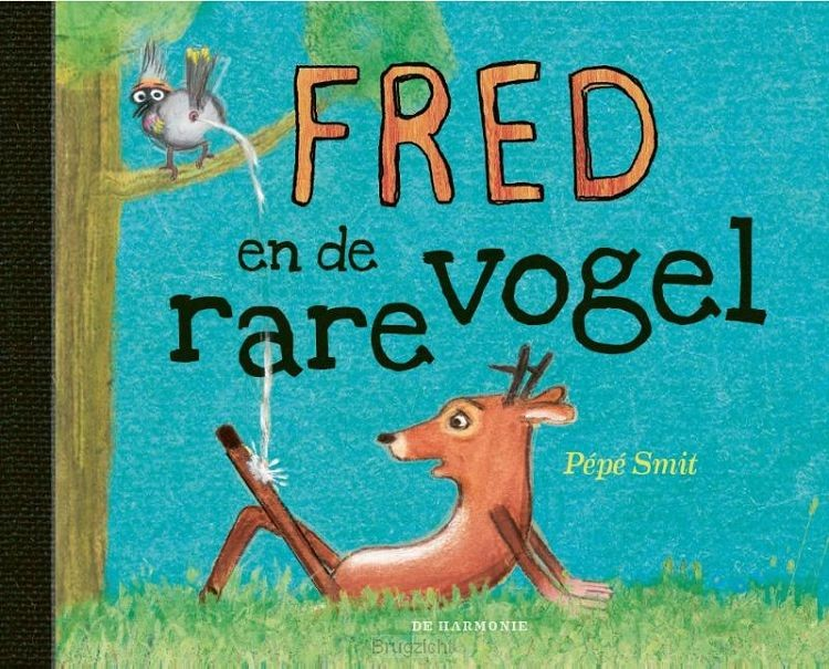Fred en de rare vogel