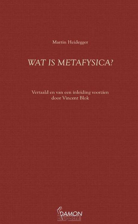 Wat is metafysica?