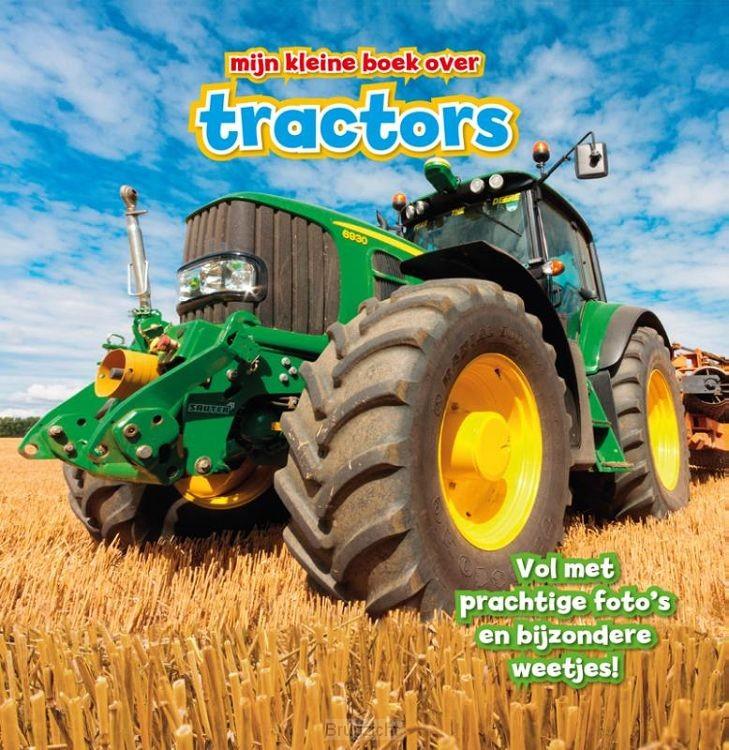 Mijn kleine boek over tractors