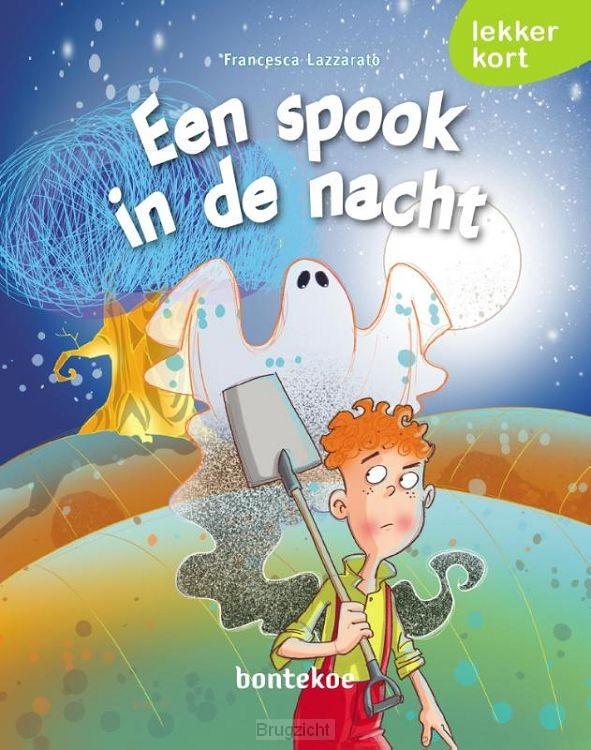 Een spook in de nacht