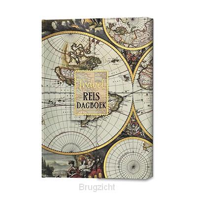 Travelreisdagboek - Wereldbol
