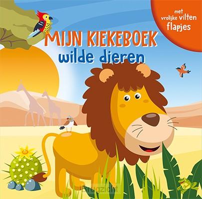 Mijn Kiekeboek - Wilde dieren