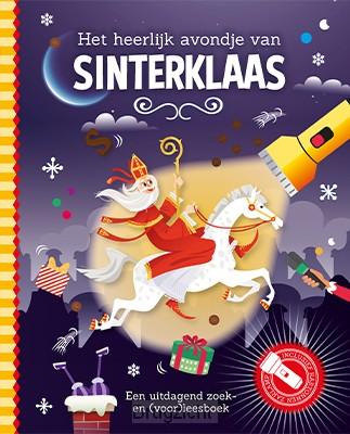 Het heerlijk avondje van Sinterklaas