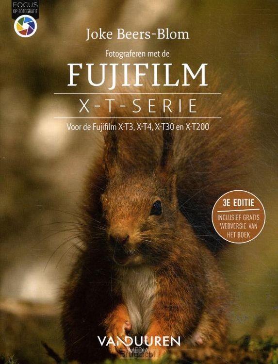 Fotograferen met de Fujifilm X-T-serie