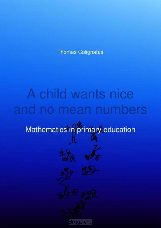 A child wants nice and no mean numbers