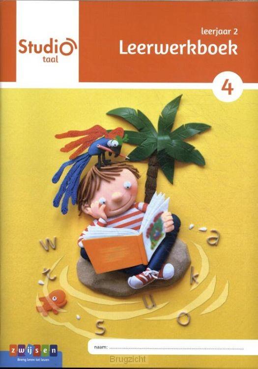 Studio Taal 2 leerwerkboek blok 4