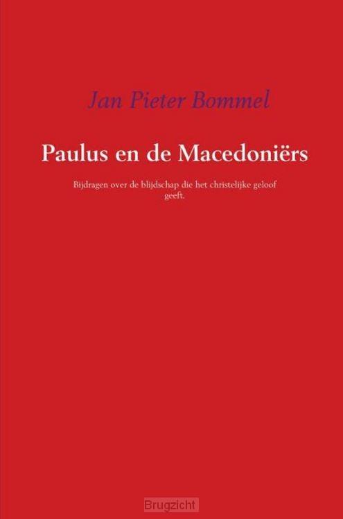 Paulus en de Macedoniërs