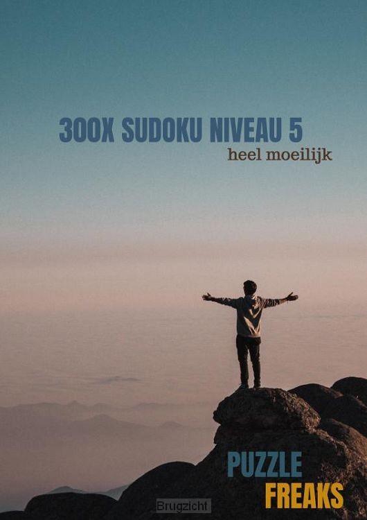 300x SUDOKU NIVEAU 5