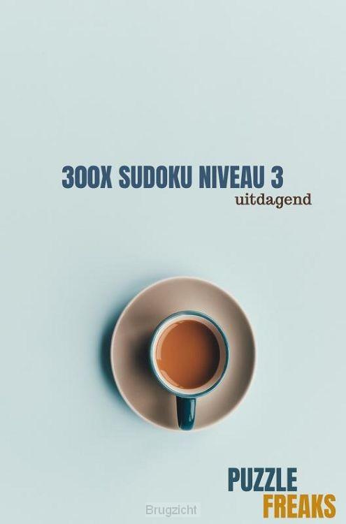 300x SUDOKU NIVEAU 3