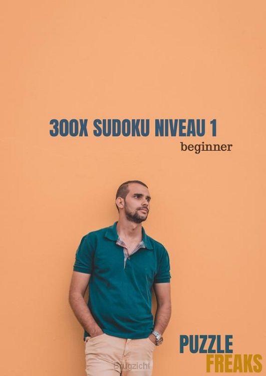 300x SUDOKU NIVEAU 1